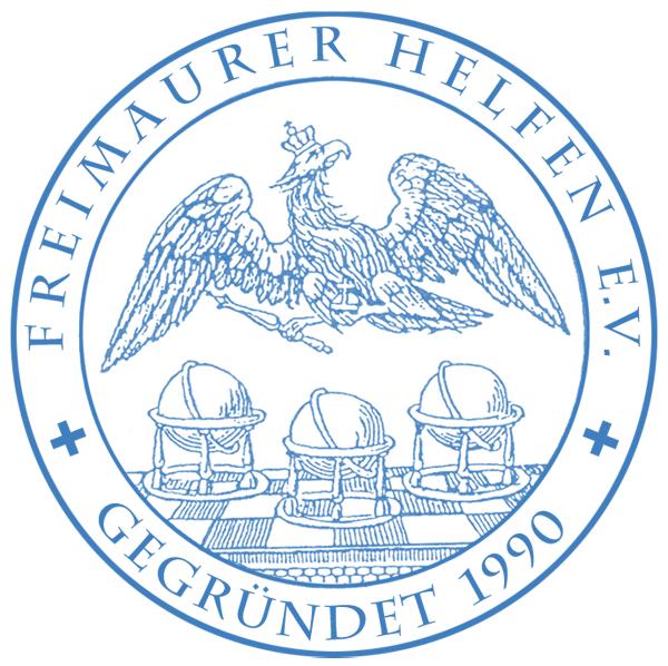"""Freimaurer Helfen e.V. - Hilfsorganisation der Großen National-Mutterloge """"Zu den drei Weltkugeln""""."""
